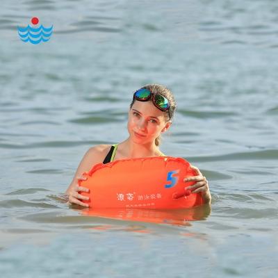 L-138第五代抗风浪游泳浮漂 跟屁虫游泳装备 浪姿 阻力小 适合高速游泳比赛