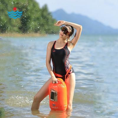L-902 游泳漂流袋 装手机 支持水中通话 游泳包 游泳圈 跟屁虫 浪姿